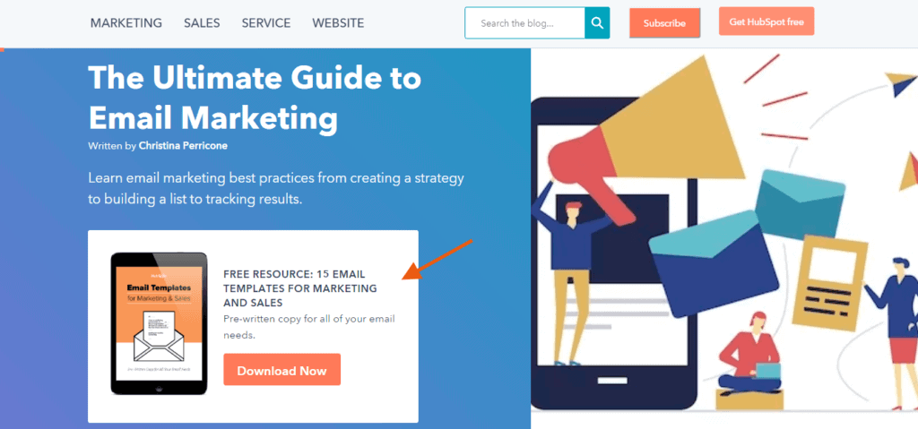 hubpost email marketing guide
