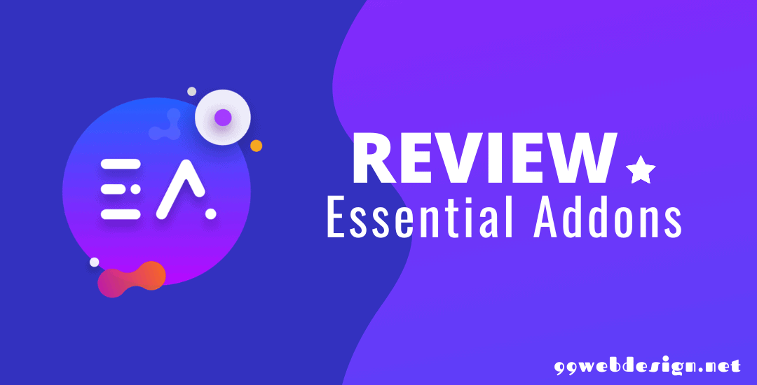 Essential Addons For Elementor Page Builder