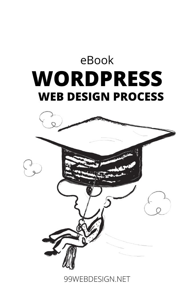 wordpress ebook for web design process