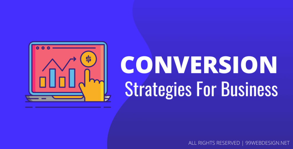 4 proven conversion strategies for business